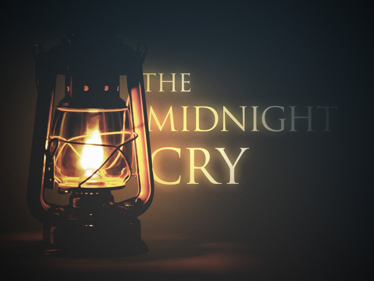 Midnight cry: 4 Prayers from Psalm 31