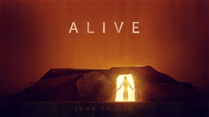 Jesus is Alive John 20:1-10