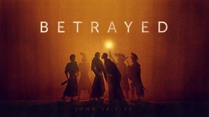 Jesus Betrayed John 18:1-11